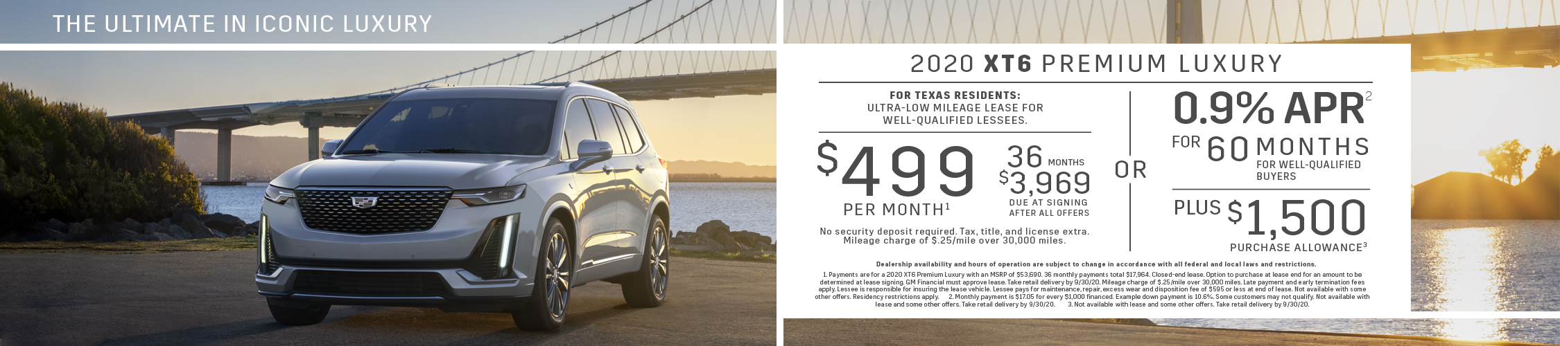 2020 XT6 Premium Luxury: Lease Offer (Image) - 0f528d