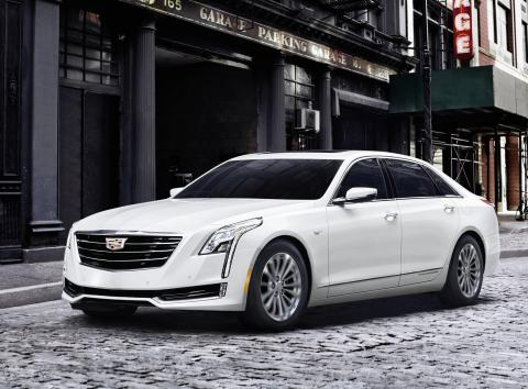 2017 CADILLAC CT6 PLUG-IN HYBRID ON SALE IN SPRING 2017 ...